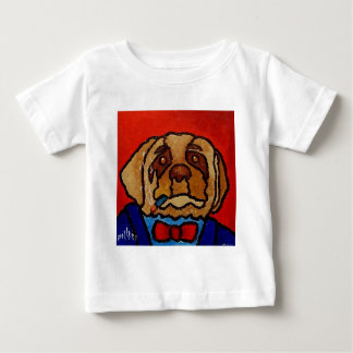 Butchie Dog by Piliero T-shirt