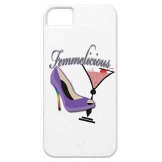Butchlesque Butch Femme Femmelicious iphone case