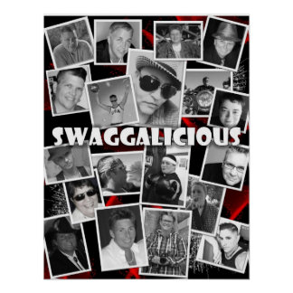 Butchlesque Swaggalicious Poster!