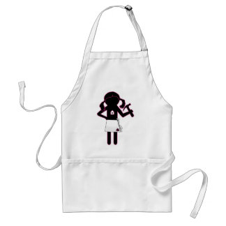 Butchy Boos Build Adult Apron