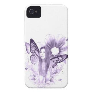 Buterfly_Light_iphone_case iPhone 4 Cobertura