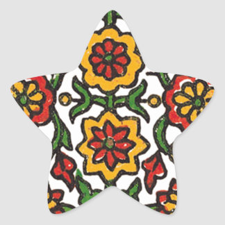 Buti Star Sticker