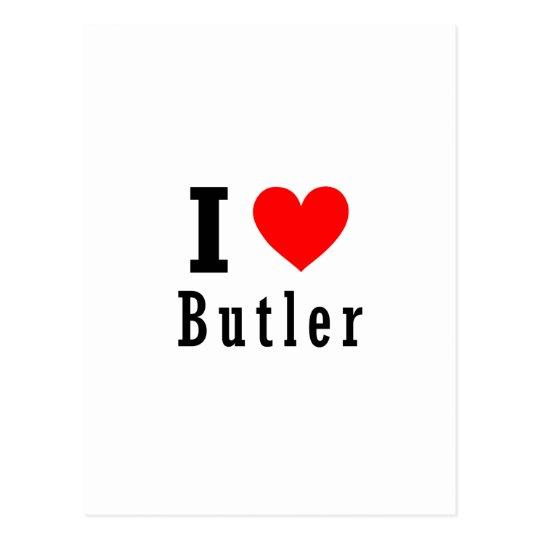 Butler, Alabama City Design Postcard