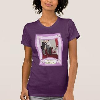 Butler and the bridgegroom T-Shirt