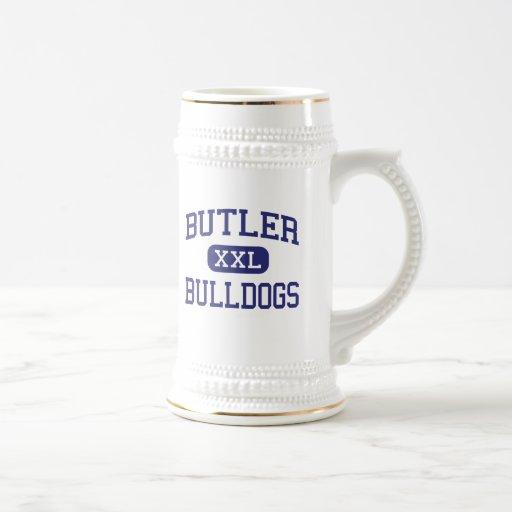 Butler - Bulldogs - High - Butler New Jersey 18 Oz Beer Stein