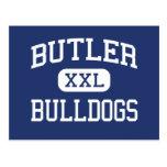 Butler - Bulldogs - High - Butler New Jersey Post Cards