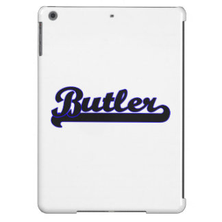 Butler Classic Job Design Cover For iPad Air