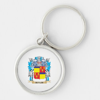 Butler Coat of Arms Keychain