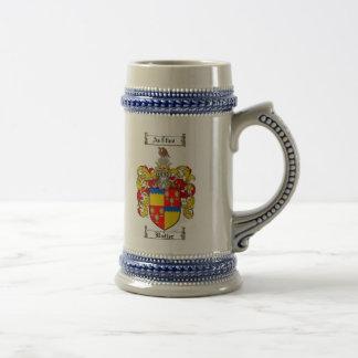 Butler Coat of Arms Stein / Butler Family Crest