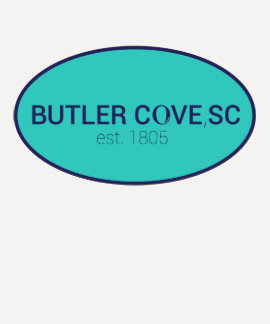 Butler Cove, SC T-shirt
