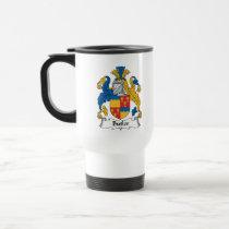 Butler Family Crest Mug
