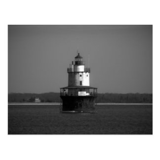Butler Flats Lighthouse Postcard