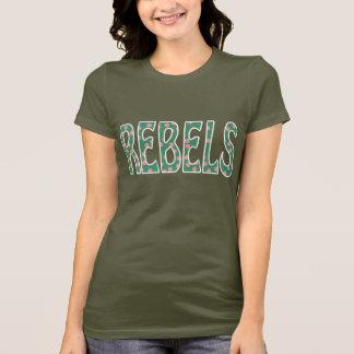 Butler High School Rebels Huntsville Alabama T-Shirt