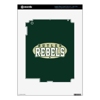 Butler High School; Rebels iPad 3 Decals