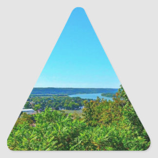 Butler Hill Overlook Triangle Sticker