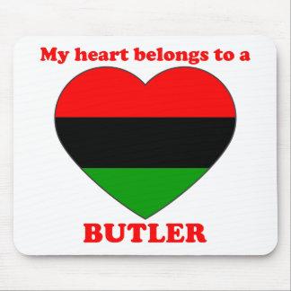 Butler Mouse Mats