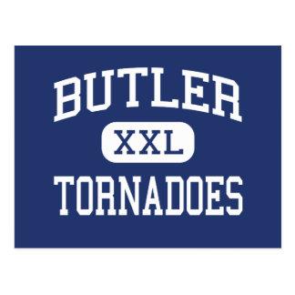 Butler - Tornadoes - Area - Butler Pennsylvania Postcard