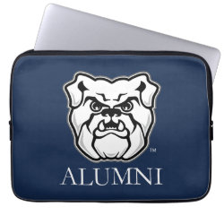 Neoprene Laptop Sleeve 13 inch with Bulldog Phone Cases design