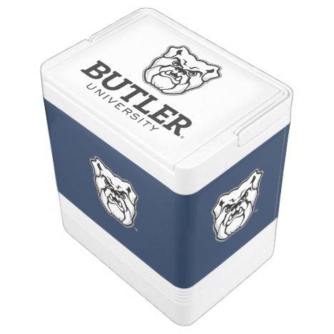 Butler University Bulldog Logo Cooler