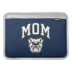 Macbook Air Sleeve with Bulldog Phone Cases design