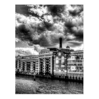 Butlers Wharf London Postcard