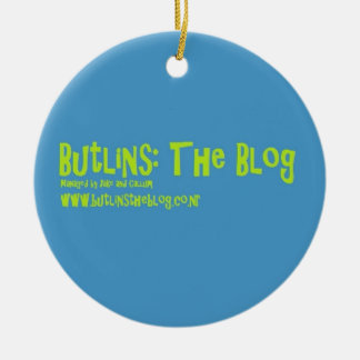Butlins:TheBlog Signature Collection Ceramic Ornament