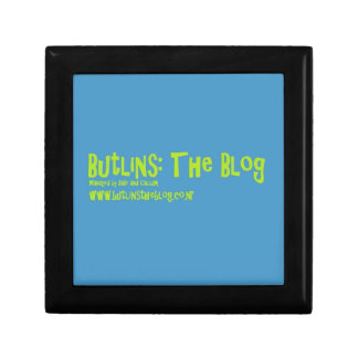 Butlins:TheBlog Signature Collection Keepsake Box