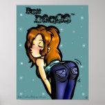Butt Dance Axel Poster