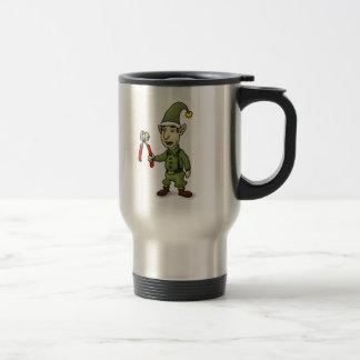 Butt Elf Drinkware Travel Mug
