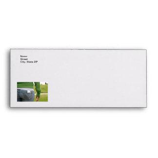 Butt Envelopes