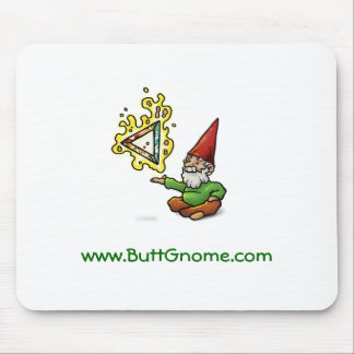 Butt Gnome Mouse Pads