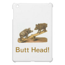 Butt Head Pigs iPad Mini Case