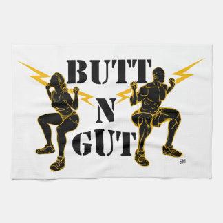 Butt N Gut Items Hand Towel