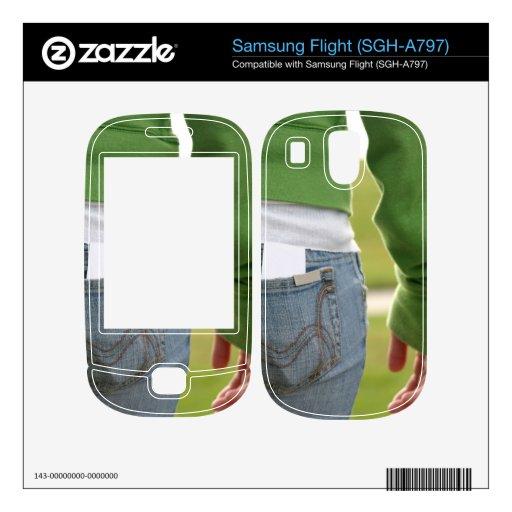 Butt Decal For Samsung Flight