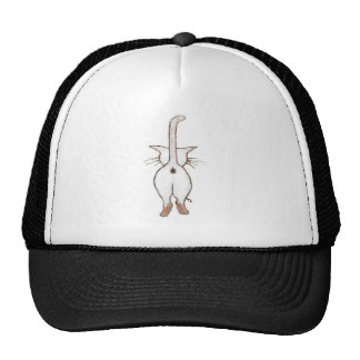 BUTT WHAT TRUCKER HAT