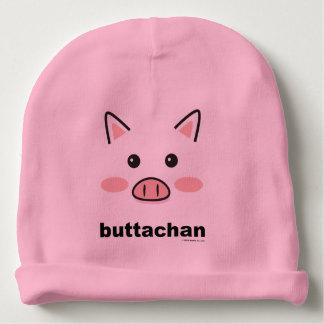 buttachan Baby Cotton Beanie