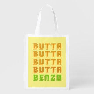 Buttah Benzo Market Totes
