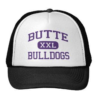 Butte - Bulldogs - High School - Butte Montana Trucker Hat