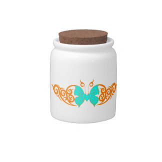 BUTTEFLY 1 CANDY DISH
