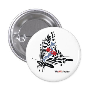 Buttefly Botton 蝶ボタン Button