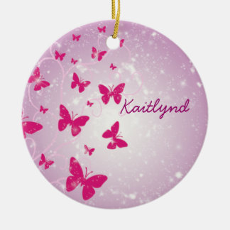 Buttefly Fantasy Ornament