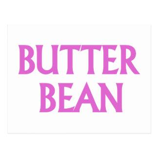 Butter Bean Postcard