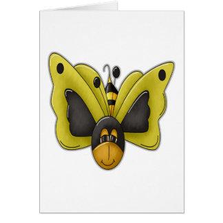 Butter Bee Card