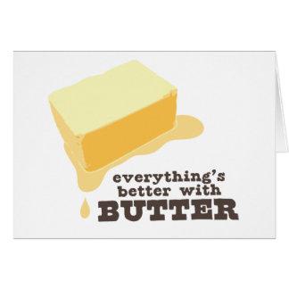 Butter Card