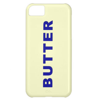 Butter iPhone 5C Covers