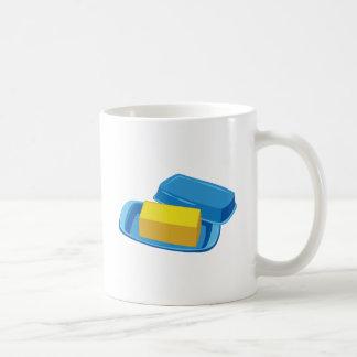 Butter Dish Coffee Mug