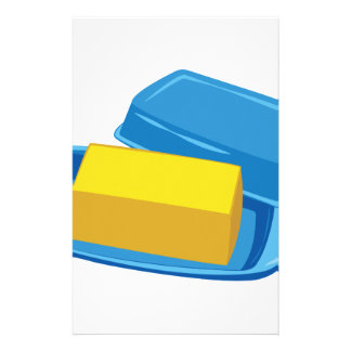 Butter Dish Stationery