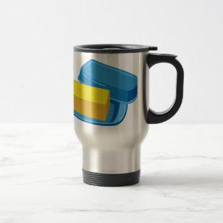 Butter Dish Travel Mug