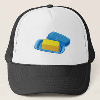 Butter Dish Trucker Hat