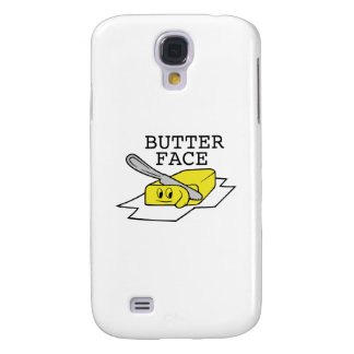 Butter Face Samsung Galaxy S4 Cover